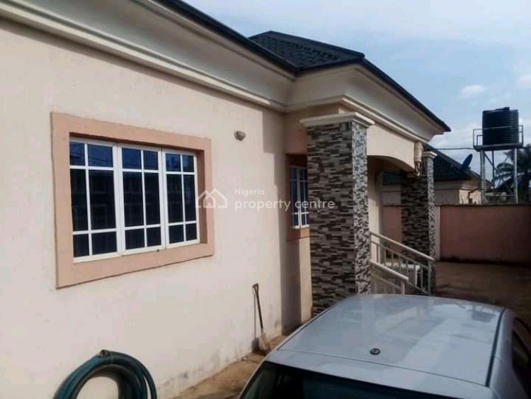 Luxury 3 Bedroom Bungalow with 2 Rooms Bq, New Heaven Extension, Enugu, Enugu, Detached Bungalow for Sale