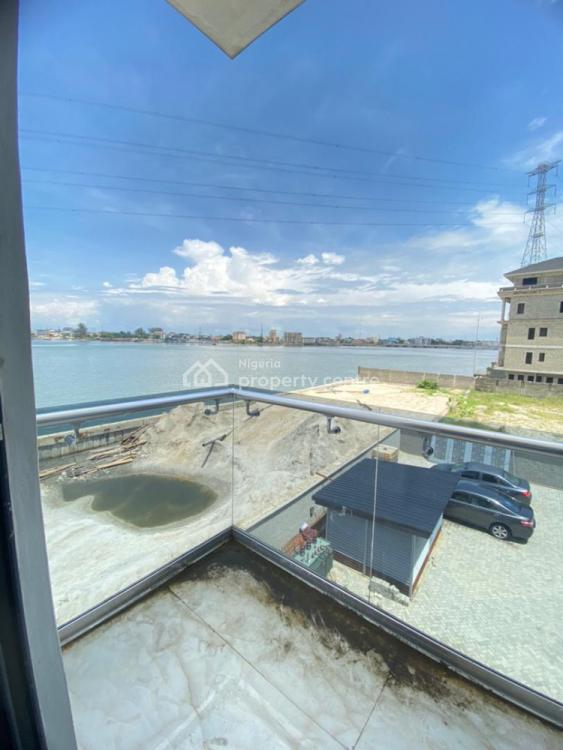 Luxury Waterfront 3 Bedroom Apartment with a Room Bq, Banana Island, Ikoyi, Lagos, Block of Flats for Sale