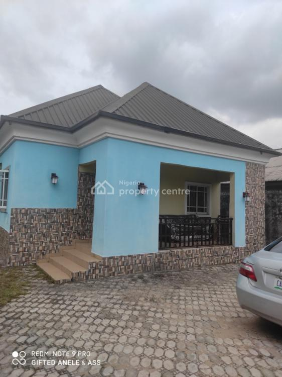Luxury 4 Bedrooms Bungalow with Federal Light, Shedrack Avenue, Elelenwo, Port Harcourt, Rivers, Detached Bungalow for Sale