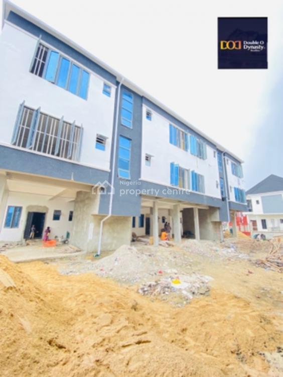 Luxury 1 Bedroom Flat, By Chevron Toll, Lekki, Lagos, Mini Flat for Sale