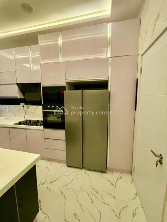 a Brand New Detached House, Chevron, Lekki, Lagos, Detached Duplex Short Let