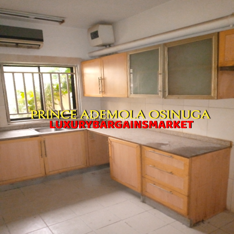 Direct Clients Only - 24 Hours Deal! 3 Bedroom Terrace House + Pool, Central, Old Ikoyi, Ikoyi, Lagos, Terraced Duplex for Rent