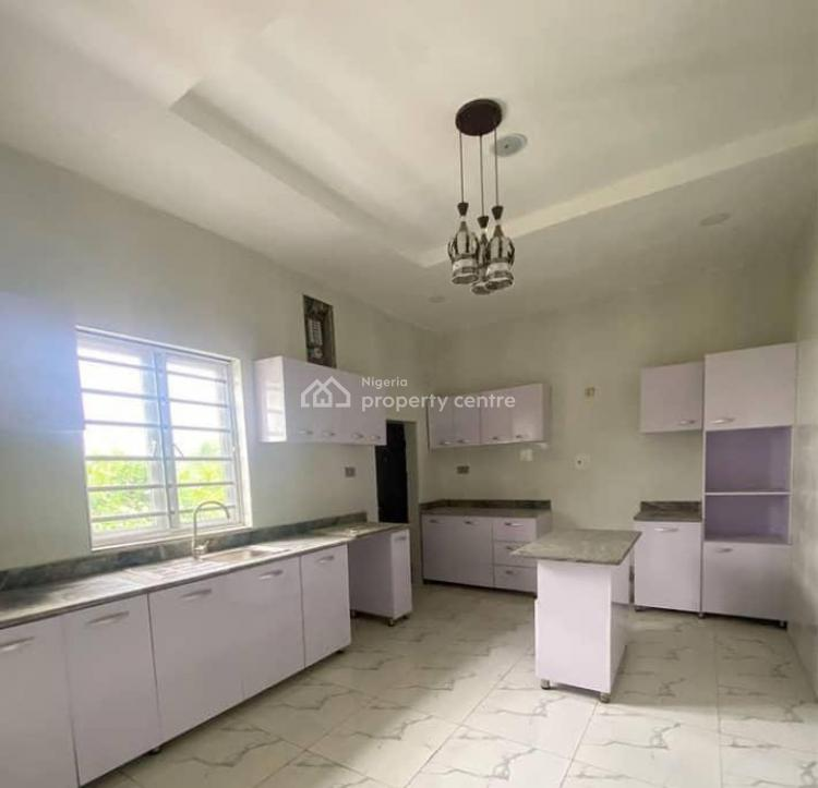 Luxury 4 Bedroom Semi-detached Duplex with a Room Bq, Chevron Alternative,, Agungi, Lekki, Lagos, Semi-detached Duplex for Sale