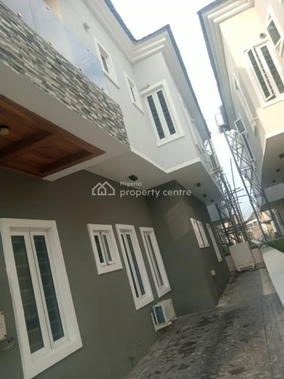 Lovely Sharp 5 Bedroom Fully Detached Duplex with Swimming Pool and Bq, Lekky County Home Estate, Lekki Phase 2, Lekki, Lagos, Detached Duplex for Sale