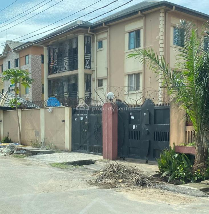 7 Nos 3-bedroom Flat, Brown Street, Surulere, Lagos, Flat / Apartment for Sale
