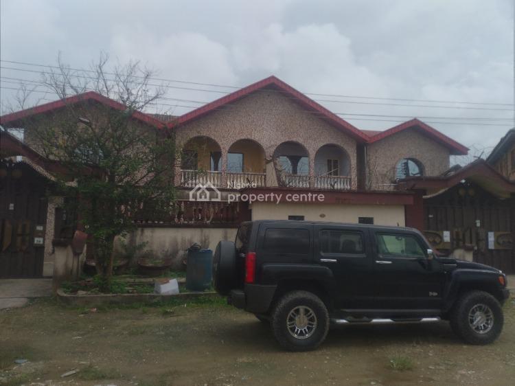 2 Semi Detached Duplexes on 6th Avenue Road., Cavera 641 Road, Festac, Amuwo Odofin, Lagos, Detached Duplex for Sale