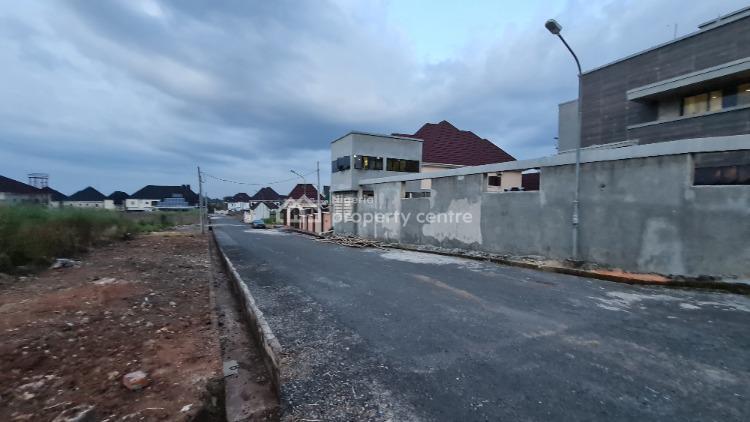 Strategic Corner 2 Plots of Land in a Secured Estate with C of O, Diamond Estate Off New Market Road,old Gra, Enugu, Enugu, Residential Land for Sale