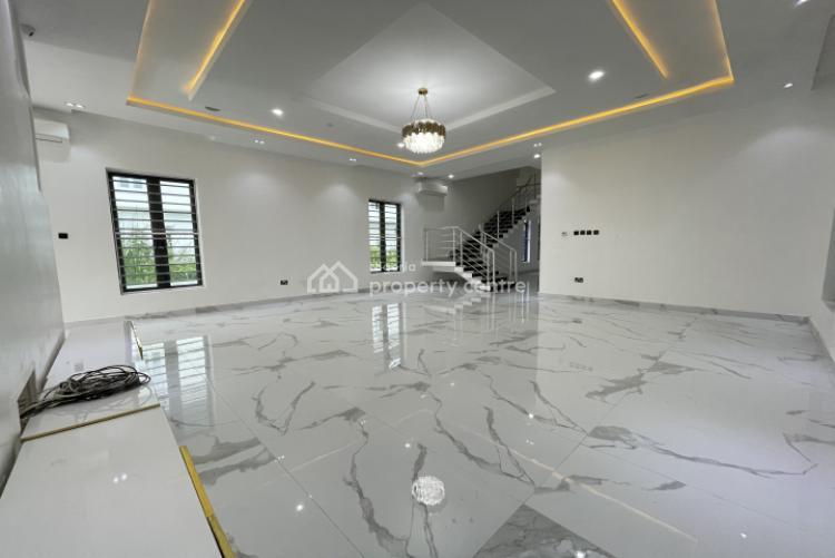 Tastefully Finished 5 Bedroom Detached House with Swimming Pool and Bq, Megamound Estate, Ikota, Lekki, Lagos, Detached Duplex for Sale