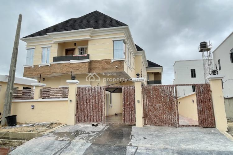 Tastefully Finished and Spacious 5 Bedroom Detached House with Bq, Lekky County Homes, Lekki Phase 2, Lekki, Lagos, Detached Duplex for Sale