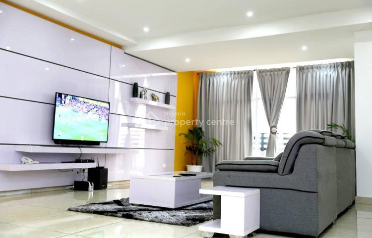 3 Bedrooms Flat with State of The Art Finishing, Victoria Island (vi), Lagos, Flat / Apartment Short Let