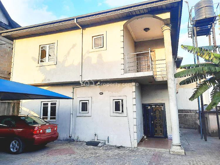 Exclusive 4 Bedrooms Duplex Good for Residential Or Office Use, Woji, Port Harcourt, Rivers, Detached Duplex for Rent