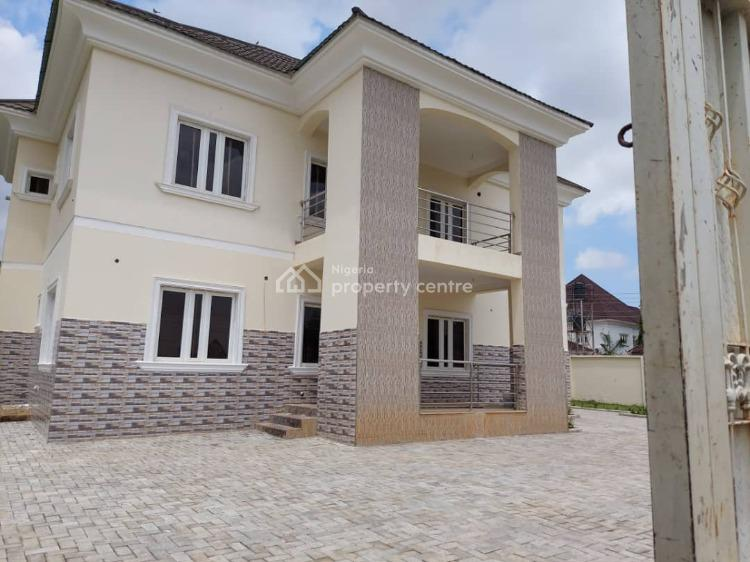 Solid 4 Bedroom Fully Detached Duplex with Bq, Peace Court Estate, Lokogoma District, Abuja, Detached Duplex for Sale
