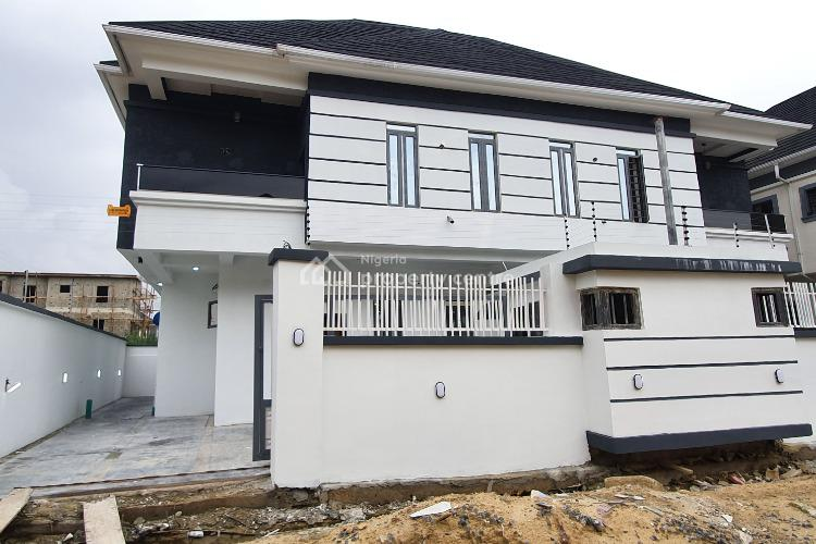 Well Finished Brand New 4 Bedroom Semi-detached Duplex with Boys Quarter, Ajah, Lagos, Semi-detached Duplex for Sale