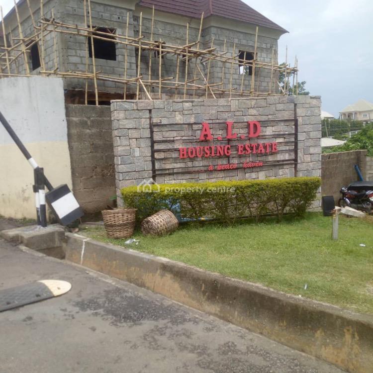 4 Bedrooms Detached Duplex with 1 Room Bq Attached, a.l.d Estate Gwarinpa, Gwarinpa, Abuja, Detached Duplex for Sale