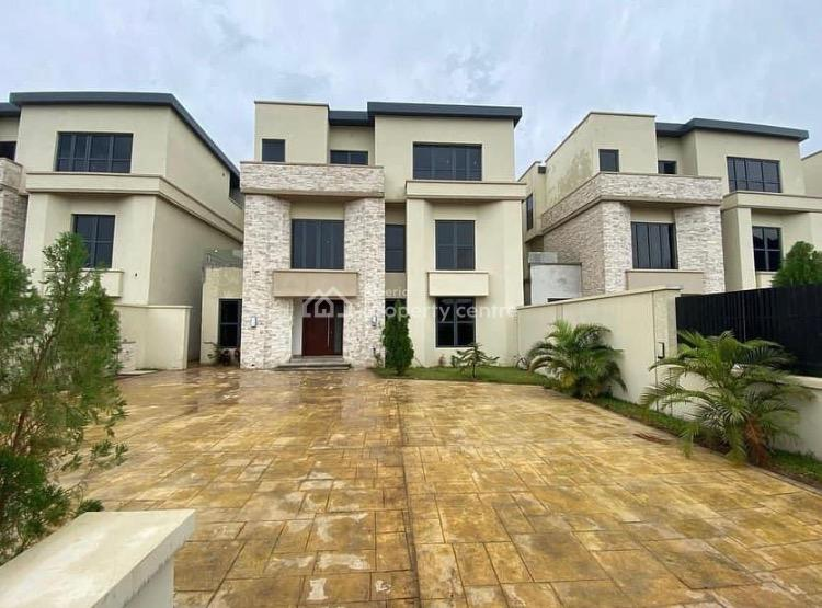 Brand New 5 Bedroom Detached Duplex + Bq, 3 Sitting Rooms, Katampe Extention in a Topnotch Estate, Katampe Extension, Katampe, Abuja, Detached Duplex for Sale