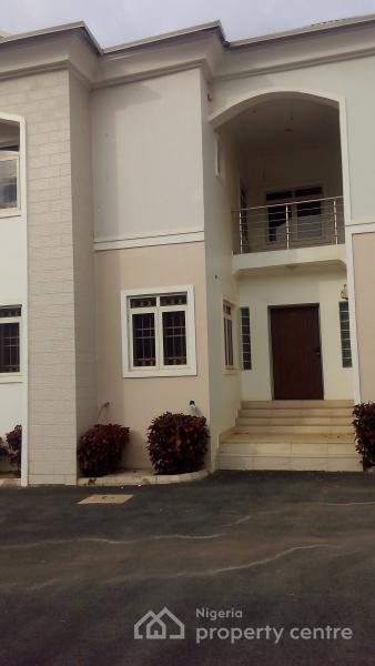 4 Bedroom Semi Detached Duplex with Bq, Aicl Estate, Before Shoprite Apo Accessible Through Brains and Hammers, Apo, Abuja, Semi-detached Duplex for Sale