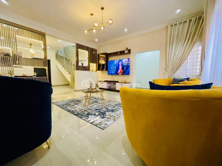 Ersandmyne. Luxury 4 Bedrooms Terraced Duplex, Ikate Elegushi, Lekki, Lagos, Terraced Duplex Short Let