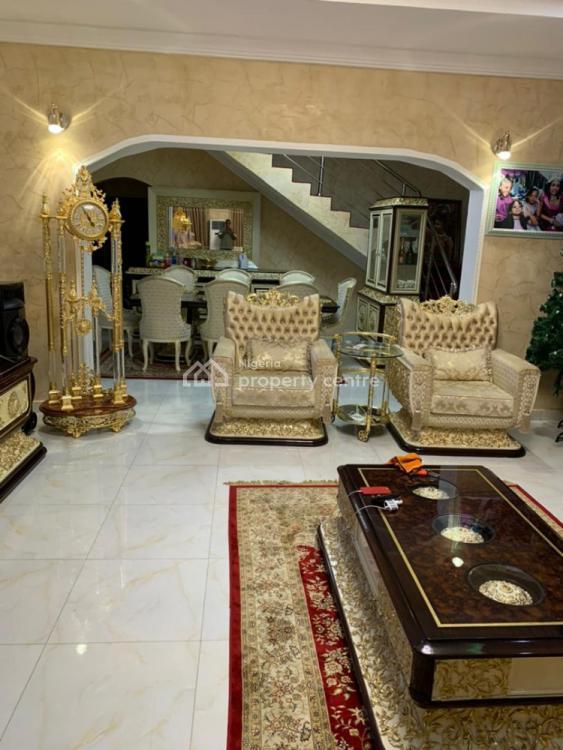 Furnished 5 Bedrooms Detached Duplex, Kado, Central Area Phase 2, Abuja, Detached Duplex for Sale