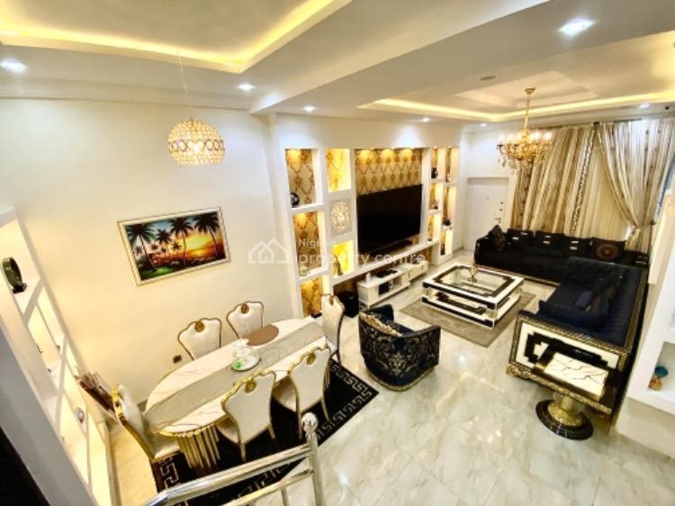 Luxurious 4 Bedroom Duplex, Lekki Phase 2, Lekki, Lagos, Semi-detached Duplex for Sale