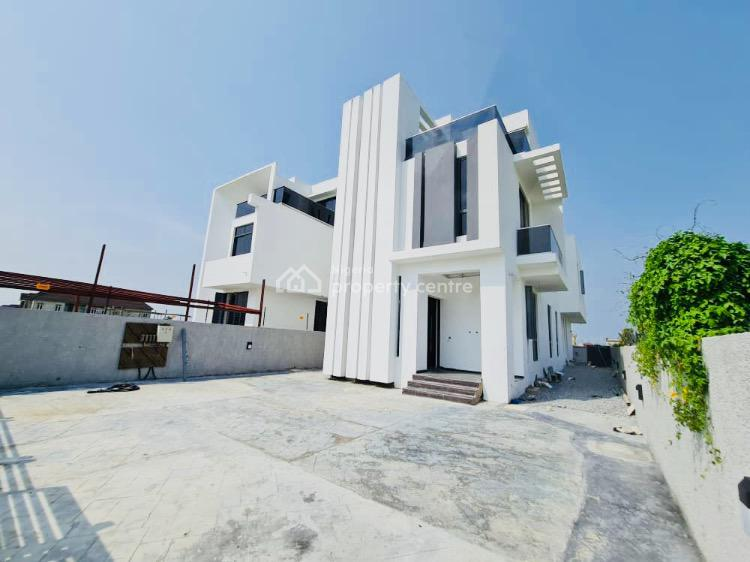 Classic 5 Bedroom Fully Detached Duplex with Domestic Room, Lekki Lagos, Lekki, Lagos, Detached Duplex for Sale