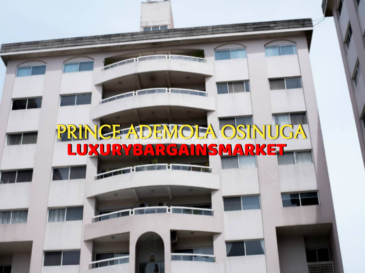 Luxury 3 Bedroom Apartment + Bq, Tennis Court, Central, Old Ikoyi, Ikoyi, Lagos, Flat / Apartment for Rent