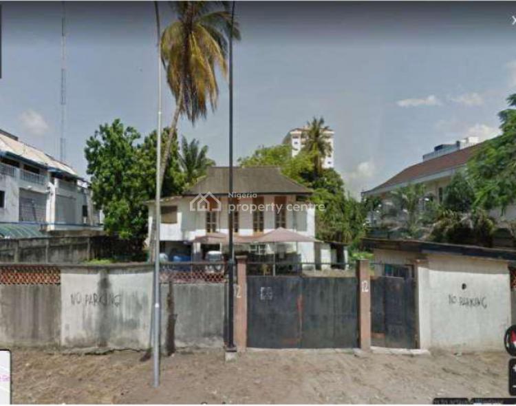 Premium Mixed-use Parcel of Land Measuring 2500+, Oba Eleghusi Road, Old Ikoyi, Ikoyi, Lagos, Mixed-use Land for Sale