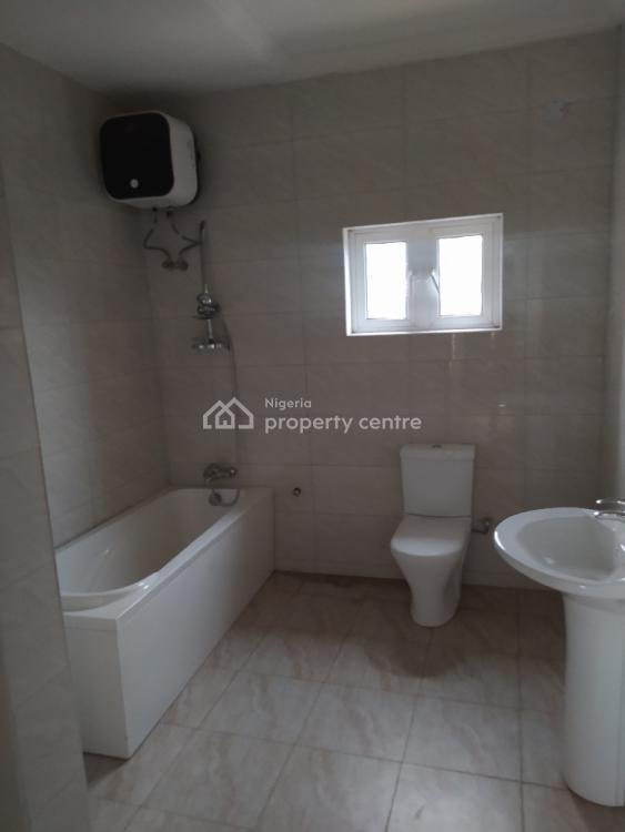 Fully Serviced 4 Bedroom Terrace Duplex with Bq, Jahi, Abuja, Terraced Duplex for Rent