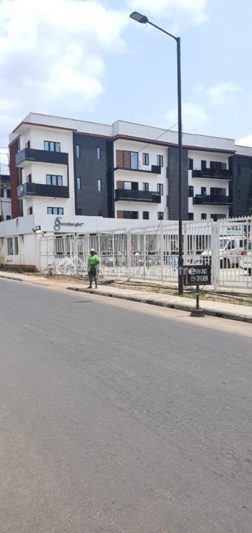 3 Bedrooms Block of Flats with a Room Bq, Ikeja Gra, Ikeja, Lagos, Block of Flats for Sale