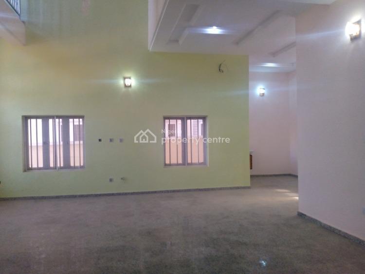Luxury Semi Detached Brand New Five Bedroom Duplex with Bq, Guzape Abuja, Guzape District, Abuja, Semi-detached Duplex for Rent