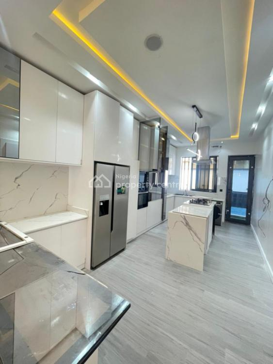 4 Bedrooms Fully Detached Duplex with Bq and Pool, Ajah, Lagos, Detached Duplex for Sale