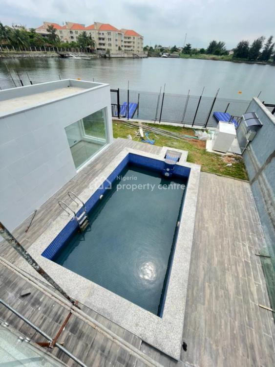 5 Bedrooms Detached Duplex with 2 Rooms Bq, Onikoyi, Ikoyi, Lagos, Detached Duplex for Sale