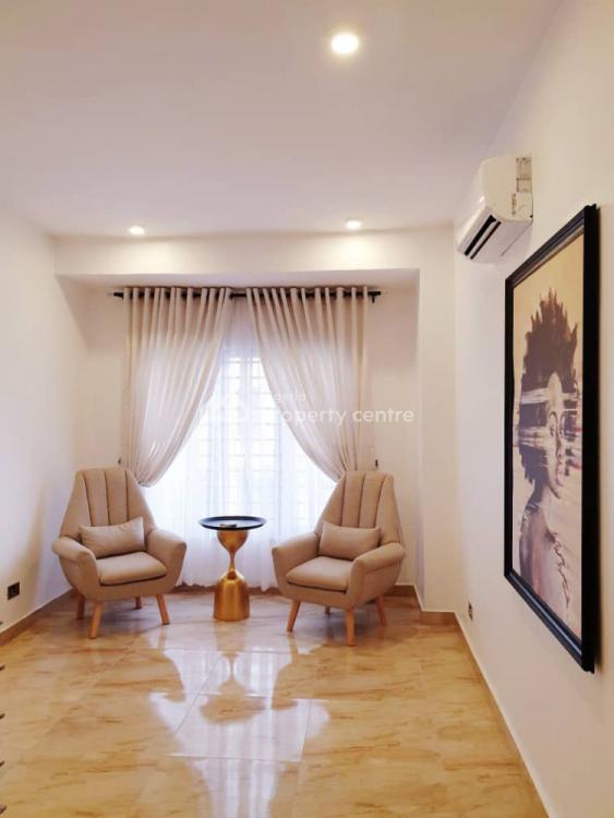 Luxury 3 Bedroom, Rowland Court Ikate, Ikate, Lekki, Lagos, Semi-detached Duplex Short Let