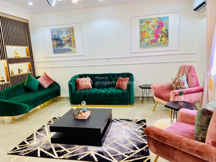 Nicks 4 Bedroom Apartment, Dupe Ogunaike Street, Ikate Elegushi, Lekki, Lagos, Terraced Duplex Short Let