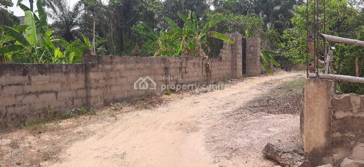 One Plot of Land, Agbonweze Street, Akparata in Akpuoga Nike, Emene, Enugu, Enugu, Residential Land for Sale