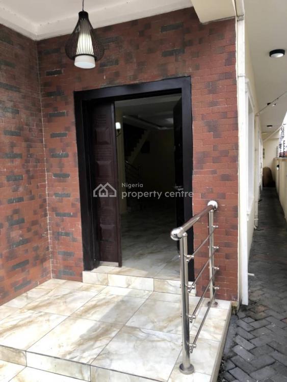 5 Bedroom Semi Detached, Osapa, Lekki, Lagos, Semi-detached Duplex for Rent