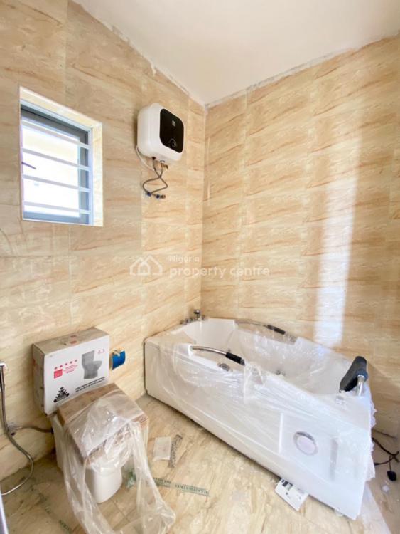 4 Bedroom Semi Detached Duplex, Second Toll Gate, Lekki Phase 2, Lekki, Lagos, Semi-detached Duplex for Sale