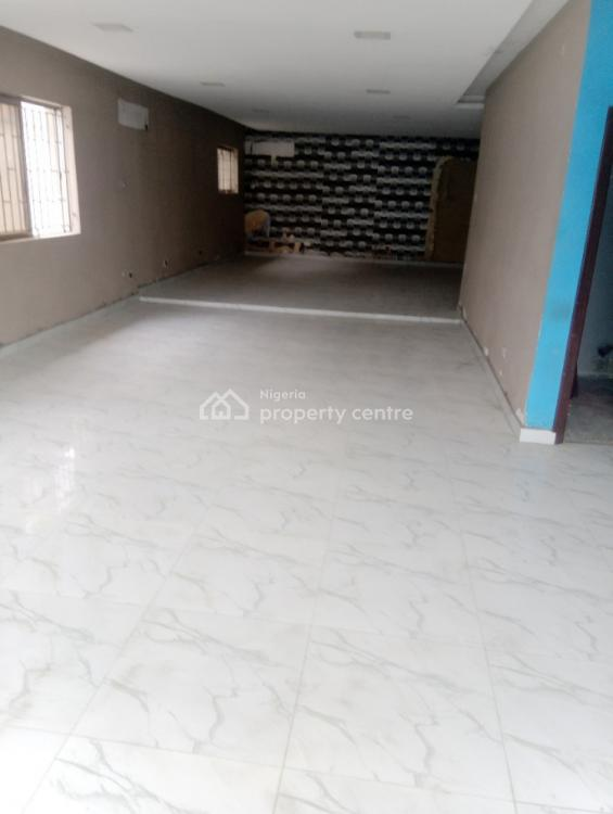 Well Located Self Serviced Open Plan Office Space, Off Awolowo Road, Falomo, Ikoyi, Lagos, Office Space for Rent