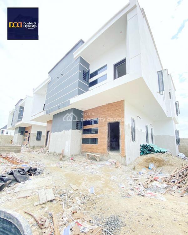 Contemporary 4 Bedroom Semi Detached Duplexes, Orchid Road, Lekki, Lagos, Semi-detached Duplex for Sale