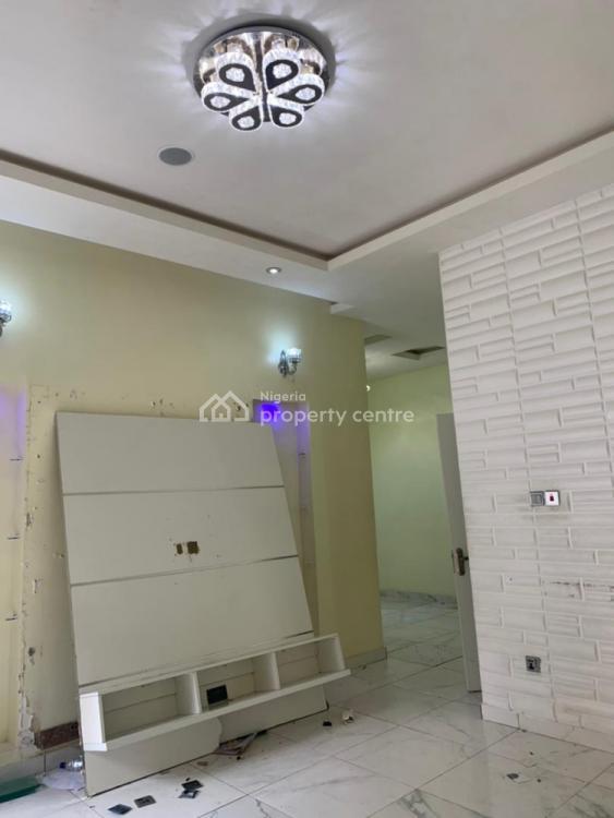 4 Bedroom Semi Detach Duplex Inside Decent Estate, Orchid Road, Lekki Phase 2, Lekki, Lagos, Semi-detached Duplex for Rent