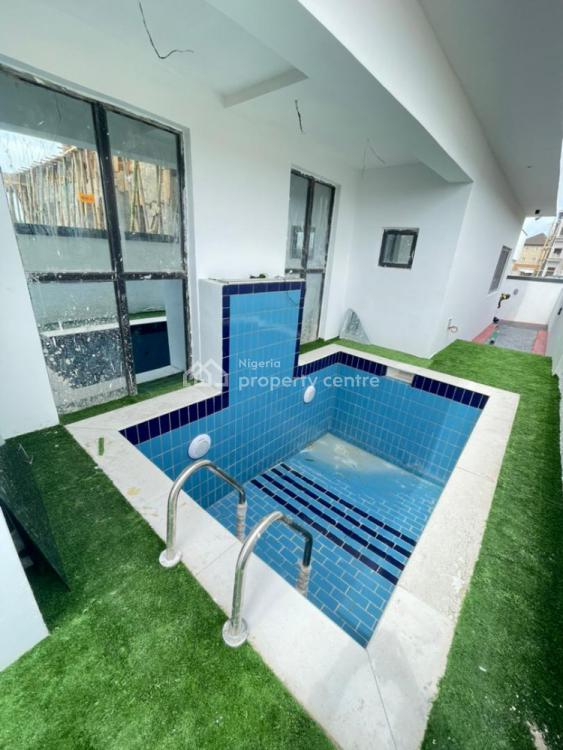 Classic 5 Bedroom Duplex with Pool and Bq, Ajah, Lagos, Detached Duplex for Sale