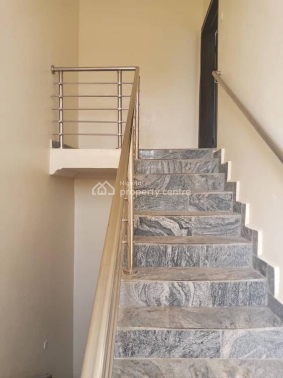 Excellent and Spacious 4 Bedroom Duplex, River Park Estate, Lugbe District, Abuja, Semi-detached Duplex for Rent