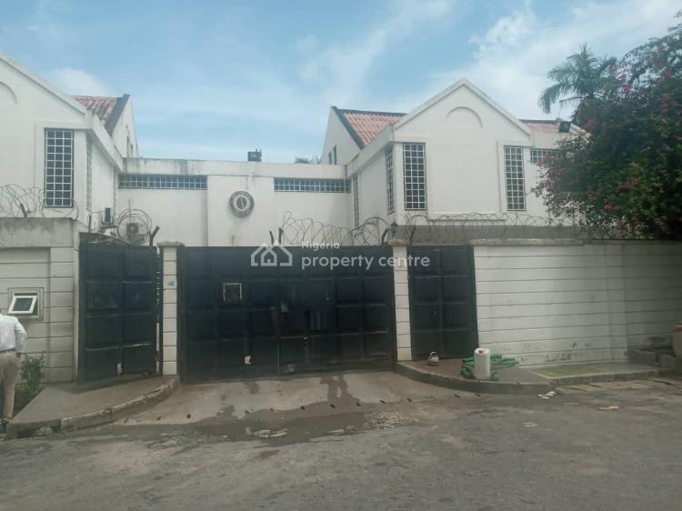 6 Bedroom Twin Duplex, Off Ademola Adetokunbo Street, By Eko Hotel Round About., Victoria Island (vi), Lagos, Office Space for Rent