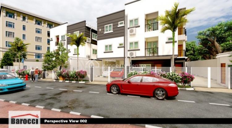 Luxury 2 Bedroom All Ensuite Apartment, 18 Olu Akinbola Avenue Off Amadasun Street By Spg Road, Lekki, Lagos, Flat / Apartment for Sale