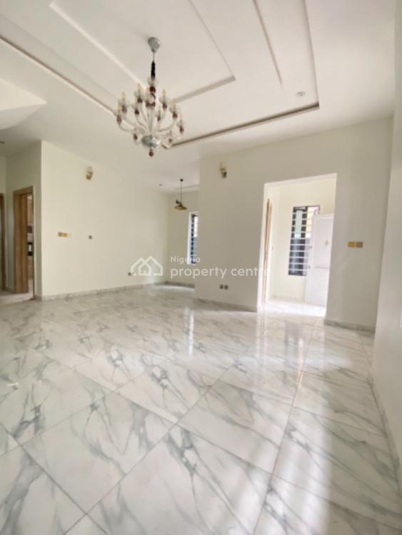 Luxurious Finished 4 Bedrooms with 1 Bq, Orchid Road, Lekki Phase 2, Lekki, Lagos, Semi-detached Duplex for Sale