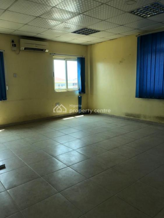 Serviced Open Plan Office Space with Installed Acs & Elevator, Yaba, Lagos, Office Space for Rent