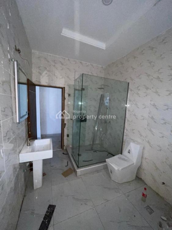 4 Bedroom Semi Detached Duplex, By Second Tollgate, Lekki Phase 2, Lekki, Lagos, Semi-detached Duplex for Sale