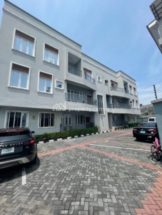 Fully Furnished 3 Bedroom Flat, Banana Island, Ikoyi, Lagos, Flat / Apartment for Rent