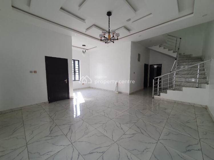 Tastefully Finished Brand New 4 Bedroom Semi-detached Duplex with Bq, Ajah, Lagos, Semi-detached Duplex for Sale