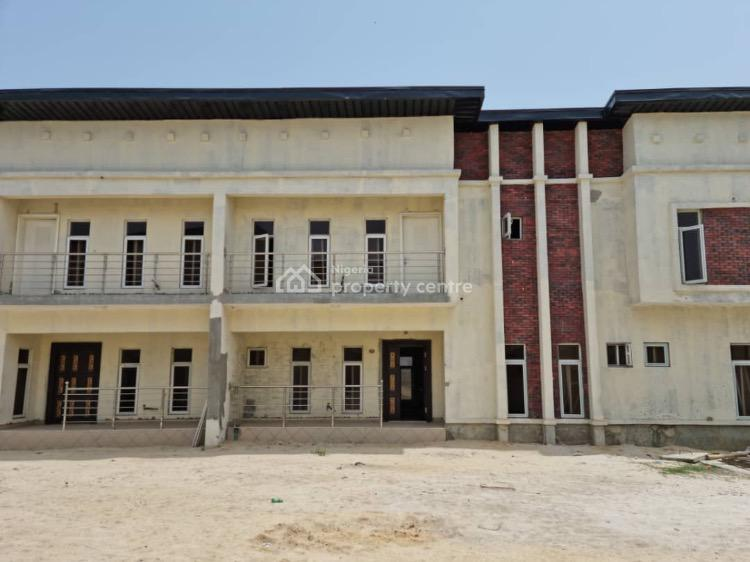 Affordable 4 Bedroom Semi Detached Duplex with Bq, Abijo, Lekki, Lagos, Semi-detached Duplex for Sale