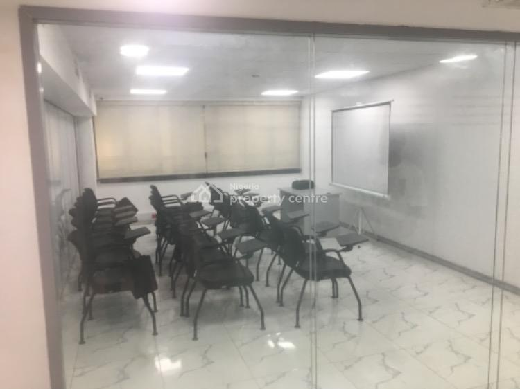 230sqm Tastefully Finished Open Plan Office Space, Broad Street, Marina, Lagos Island, Lagos, Office Space for Rent